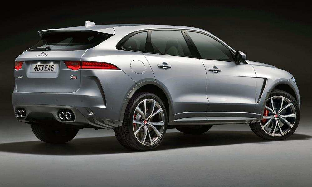 64 Gallery of 2019 Jaguar F Pace Svr Price Price Price with 2019 Jaguar F Pace Svr Price Price