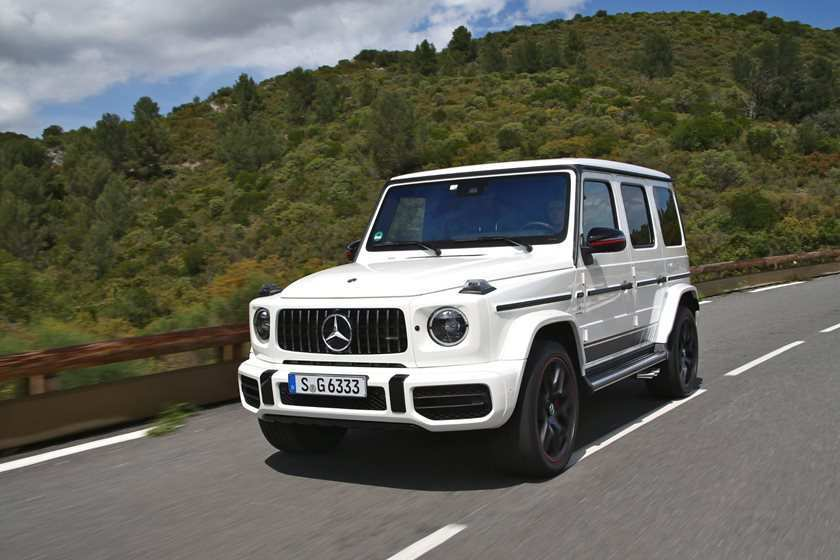 64 Gallery of G550 Mercedes 2019 Exterior for G550 Mercedes 2019