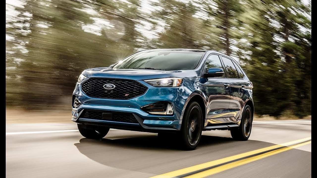 64 Gallery of The 2019 Ford Edge St Youtube Overview And Price Release with The 2019 Ford Edge St Youtube Overview And Price