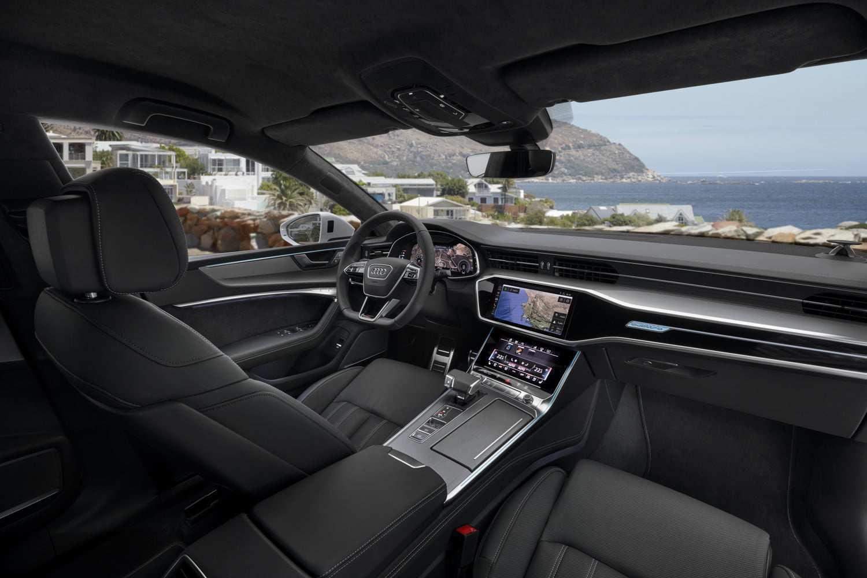 64 Great Best New S7 Audi 2019 Interior Performance with Best New S7 Audi 2019 Interior
