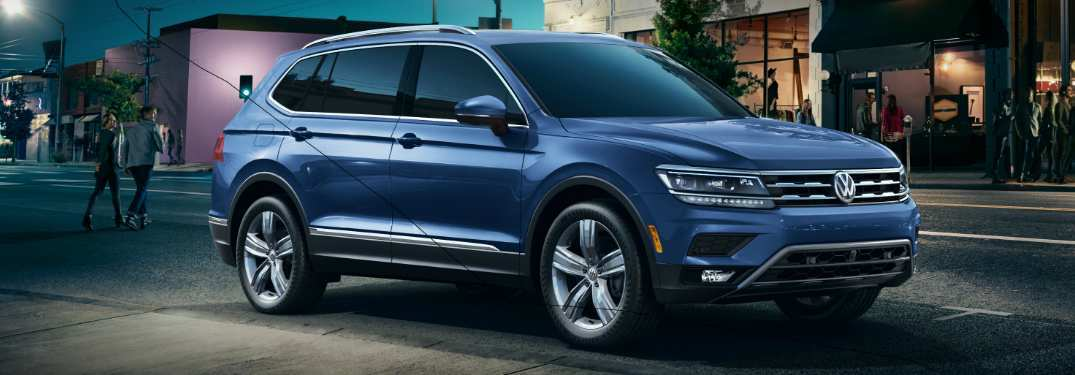 64 Great Best Volkswagen 2019 Tiguan Concept Redesign and Concept for Best Volkswagen 2019 Tiguan Concept