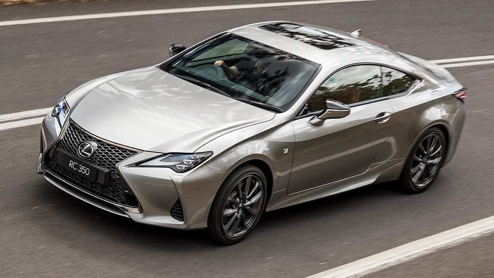 64 Great Lexus 2019 Rc Model by Lexus 2019 Rc