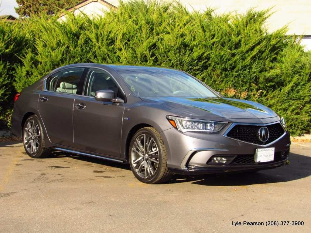 64 Great New 2019 Acura Rlx Sport Hybrid Redesign Price And Review Specs with New 2019 Acura Rlx Sport Hybrid Redesign Price And Review