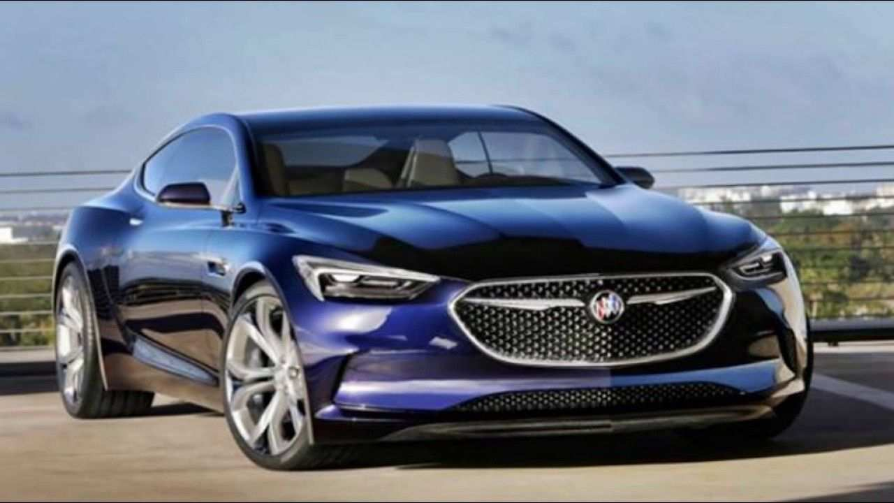 64 Great New Buick Concept 2019 Redesign Exterior and Interior with New Buick Concept 2019 Redesign
