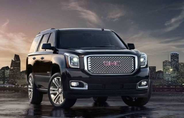 64 Great The Gmc Yukon Diesel 2019 Redesign Price with The Gmc Yukon Diesel 2019 Redesign