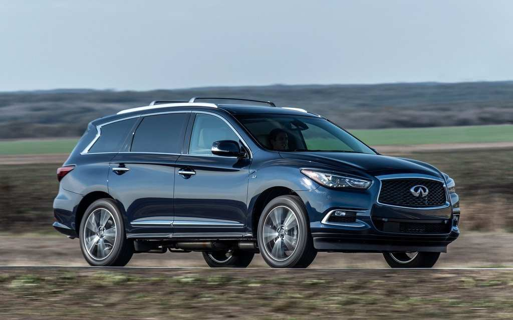 64 Great The New Infiniti Qx60 2019 Spesification Review for The New Infiniti Qx60 2019 Spesification