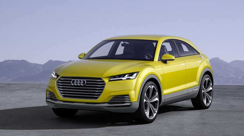 64 Great The Q4 Audi 2019 Specs First Drive by The Q4 Audi 2019 Specs