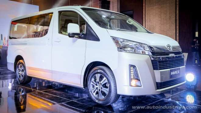64 Great Toyota Hiace 2019 Performance and New Engine with Toyota Hiace 2019