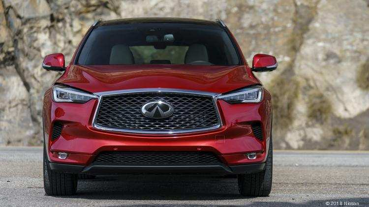 64 New 2019 Infiniti Qx50 Weight Prices with 2019 Infiniti Qx50 Weight