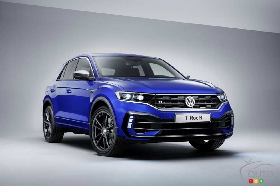 64 New New 2019 Volkswagen R New Concept Reviews by New 2019 Volkswagen R New Concept