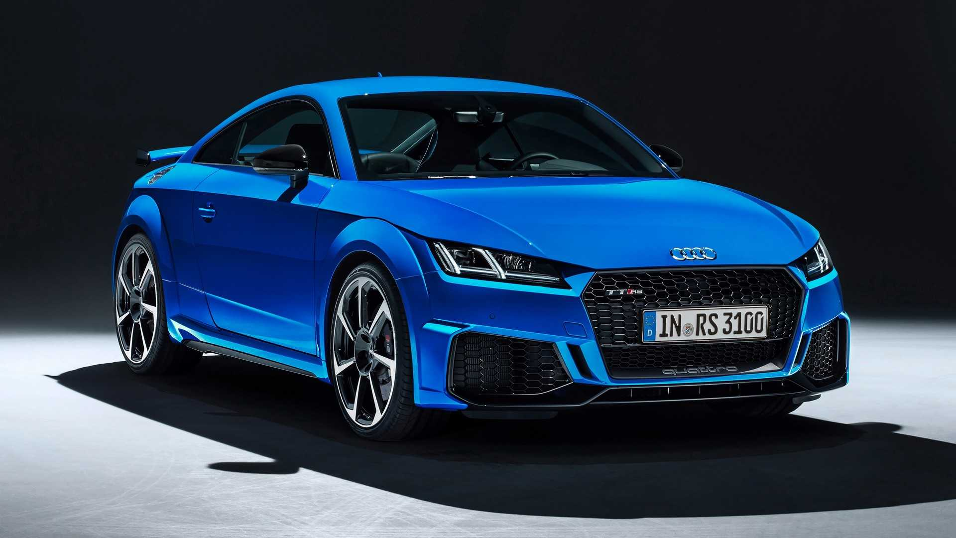 64 New New Audi Tt Rs Plus 2019 Price And Review Engine for New Audi Tt Rs Plus 2019 Price And Review