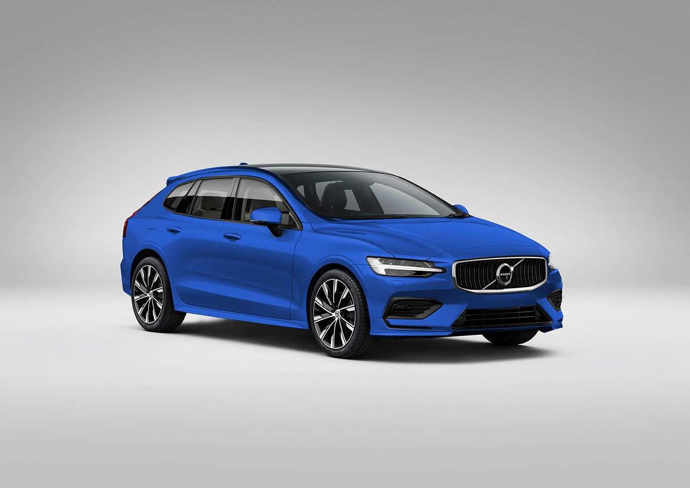 64 New Volvo 2019 V40 Performance and New Engine by Volvo 2019 V40