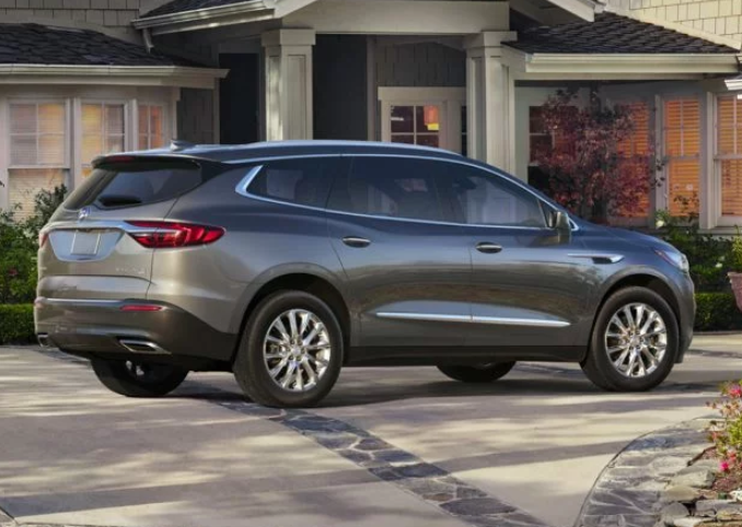 64 The 2019 Buick Enclave Models Release Date And Specs Ratings for 2019 Buick Enclave Models Release Date And Specs