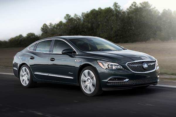 64 The 2019 Buick Regal Avenir First Drive Concept by 2019 Buick Regal Avenir First Drive