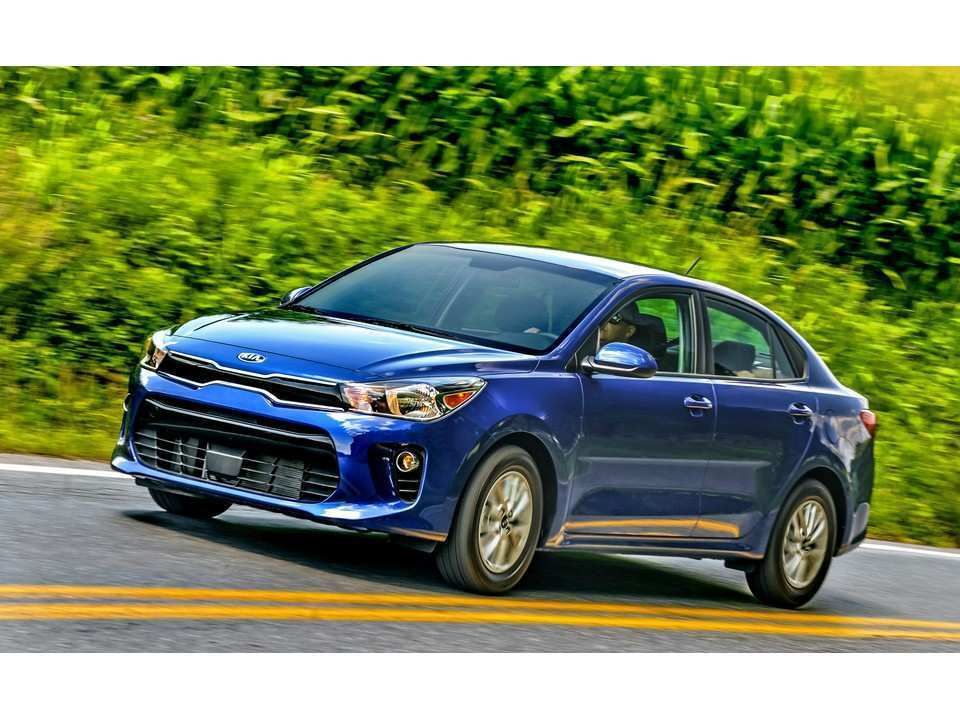 64 The Kia Rio 2019 Review Engine with Kia Rio 2019 Review
