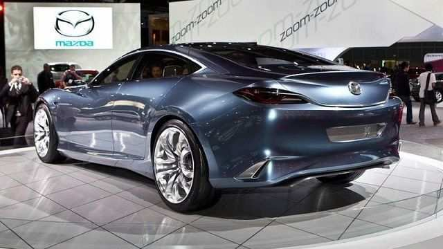 64 The Mazda 6 2019 Europe Concept Redesign And Review Interior for Mazda 6 2019 Europe Concept Redesign And Review