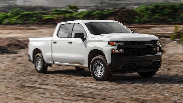 64 The New 2019 Chevrolet Silverado Work Truck Concept Redesign And Review Ratings for New 2019 Chevrolet Silverado Work Truck Concept Redesign And Review