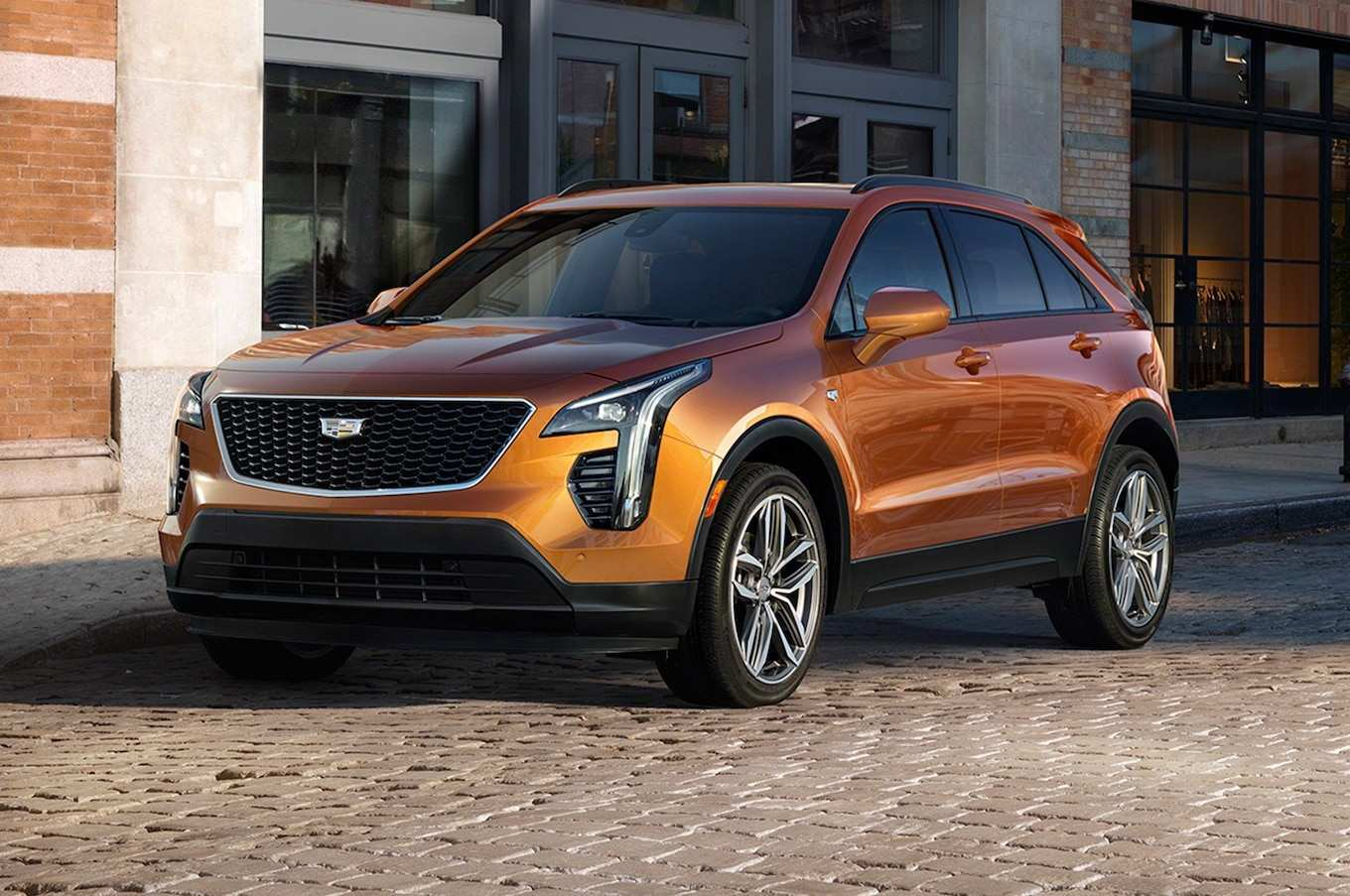 64 The New Cadillac Xt4 2019 Images Engine Review by New Cadillac Xt4 2019 Images Engine