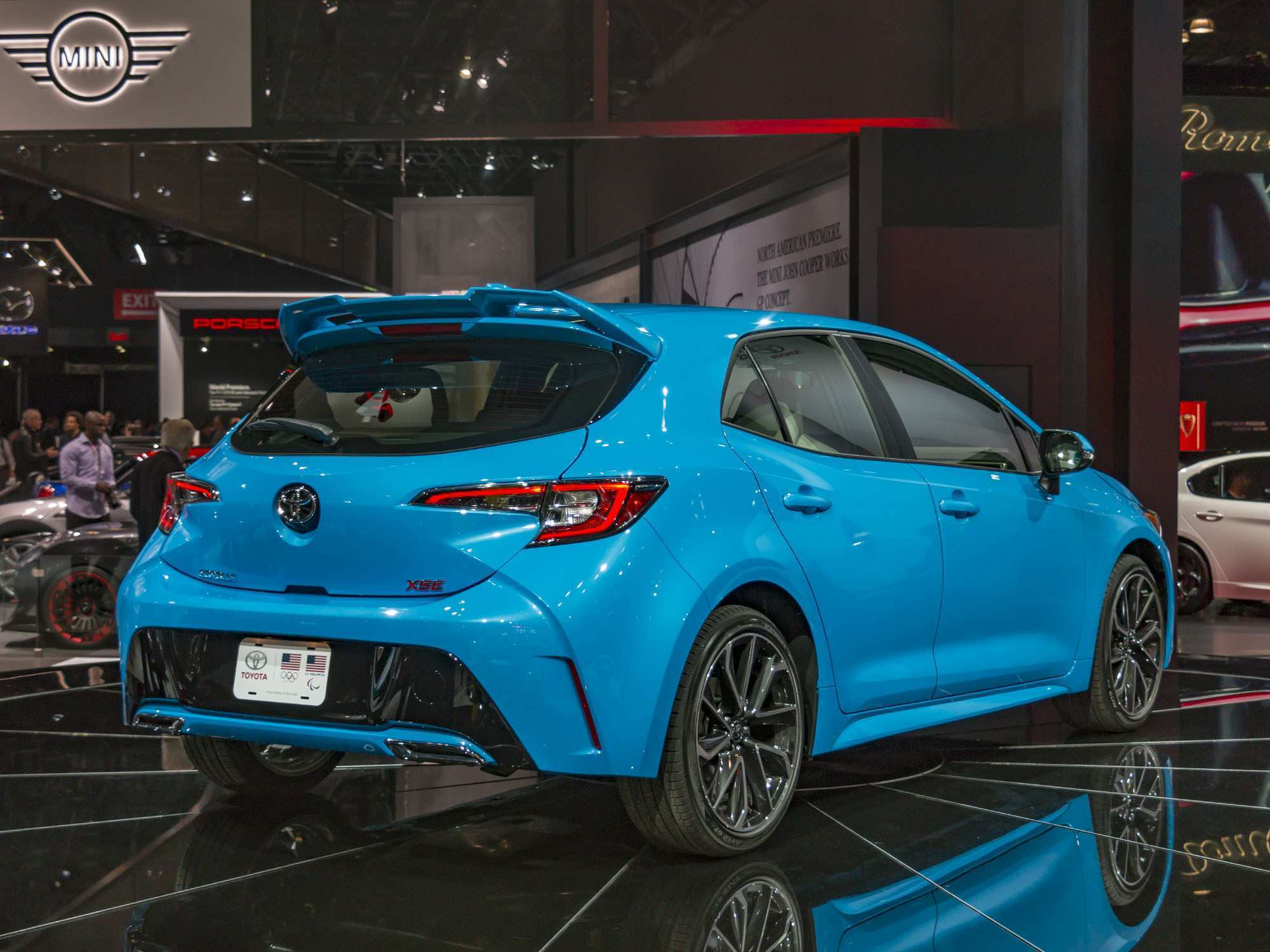 64 The The Price Of 2019 Toyota Corolla Hatchback Picture Rumors with The Price Of 2019 Toyota Corolla Hatchback Picture