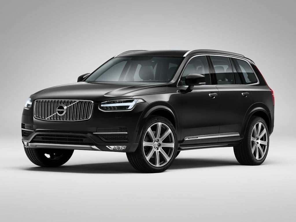 64 The The Volvo Suv 2019 First Drive First Drive for The Volvo Suv 2019 First Drive