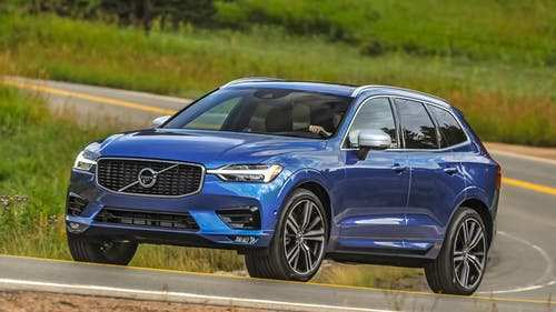 64 The The Volvo Suv 2019 First Drive Release Date with The Volvo Suv 2019 First Drive