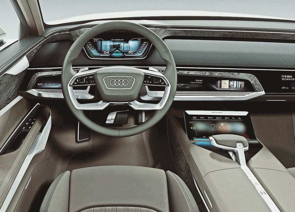 65 All New Best A6 Audi 2019 Interior Rumors Style with Best A6 Audi 2019 Interior Rumors