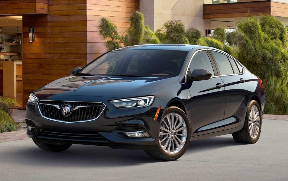65 All New New 2019 Buick Regal Gs Review Specs Configurations by New 2019 Buick Regal Gs Review Specs