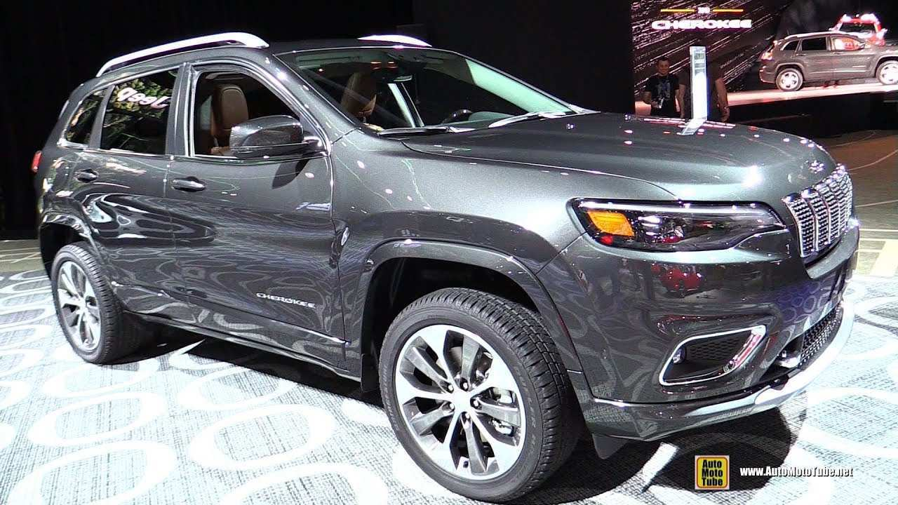 65 All New The Grand Cherokee Jeep 2019 Exterior And Interior Review Spesification with The Grand Cherokee Jeep 2019 Exterior And Interior Review
