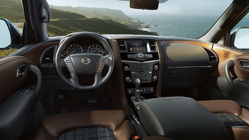 65 Best Review 2019 Nissan Titan Interior Speed Test by 2019 Nissan Titan Interior