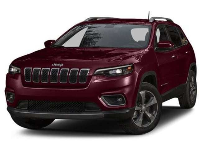 65 Best Review New 2019 Jeep New Cherokee Trailhawk Elite Spesification Overview for New 2019 Jeep New Cherokee Trailhawk Elite Spesification
