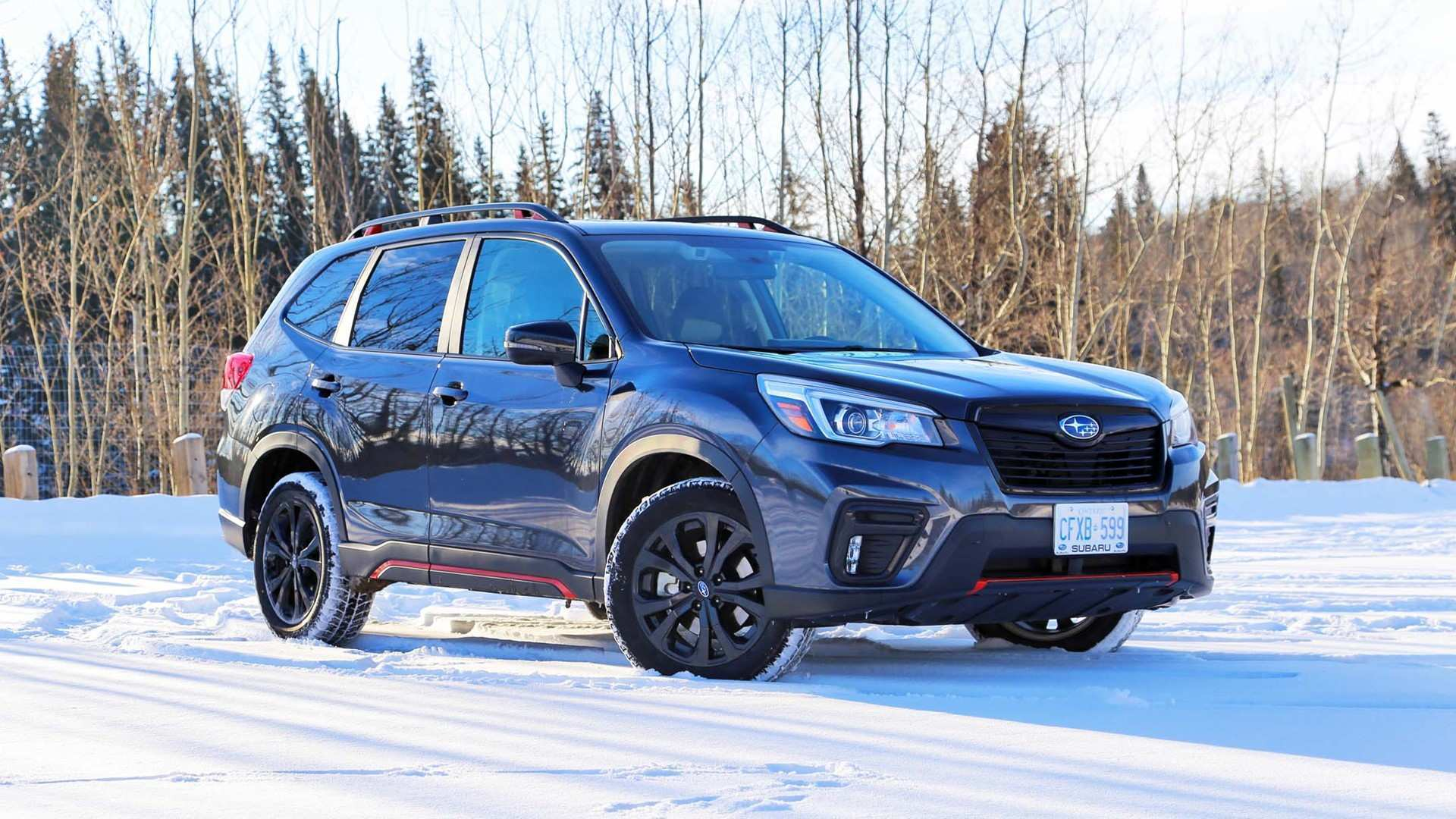 65 Concept of 2019 Subaru Forester Sport 2 Spy Shoot by 2019 Subaru Forester Sport 2