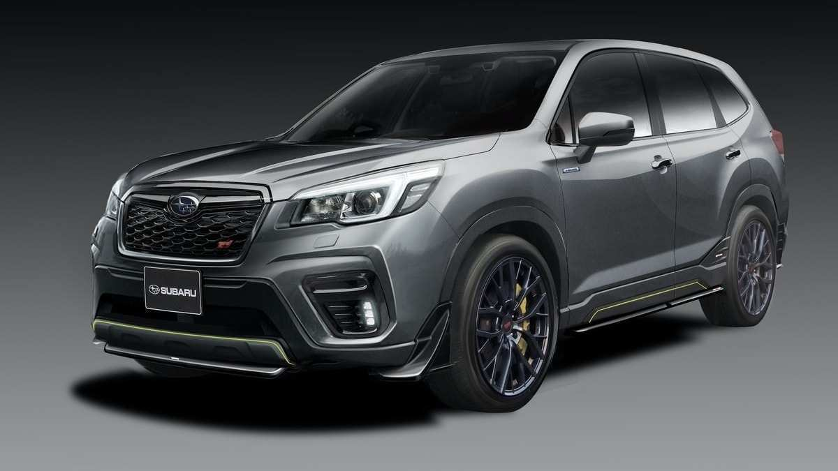 65 Concept of 2019 Subaru Hybrid Forester Performance Exterior and Interior by 2019 Subaru Hybrid Forester Performance