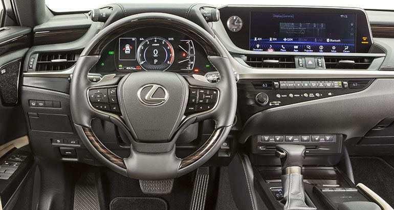 65 Concept of Lexus 2019 Es Interior Images by Lexus 2019 Es Interior