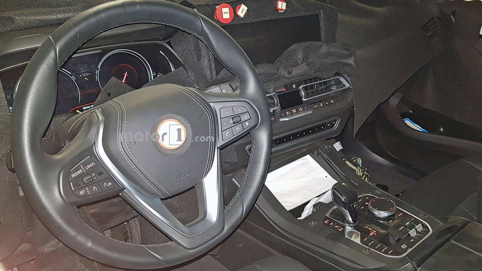 65 Concept Of The 2019 Bmw Dashboard Specs And Review Exterior With
