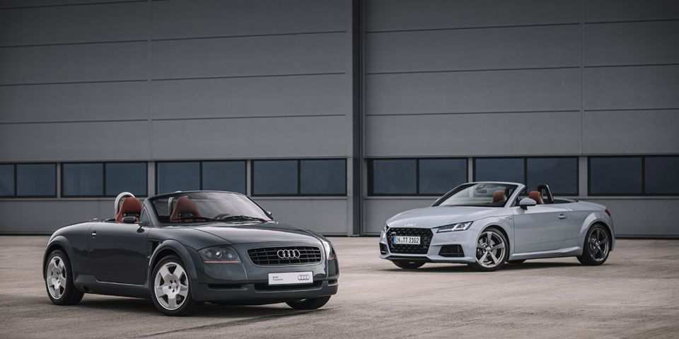 65 Concept of The Audi Tt Convertible 2019 Concept Exterior with The Audi Tt Convertible 2019 Concept