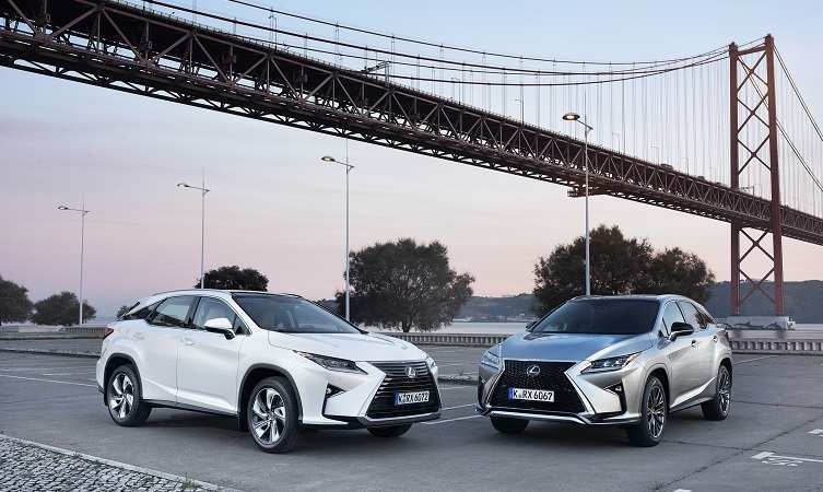 65 Concept of The Lexus Rx 2018 Vs 2019 Spesification Engine with The Lexus Rx 2018 Vs 2019 Spesification