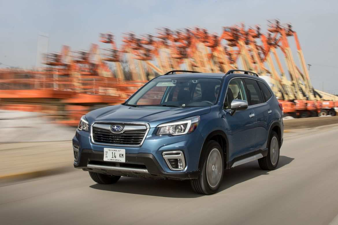 65 Gallery of 2019 Subaru Forester Mpg Release with 2019 Subaru Forester Mpg