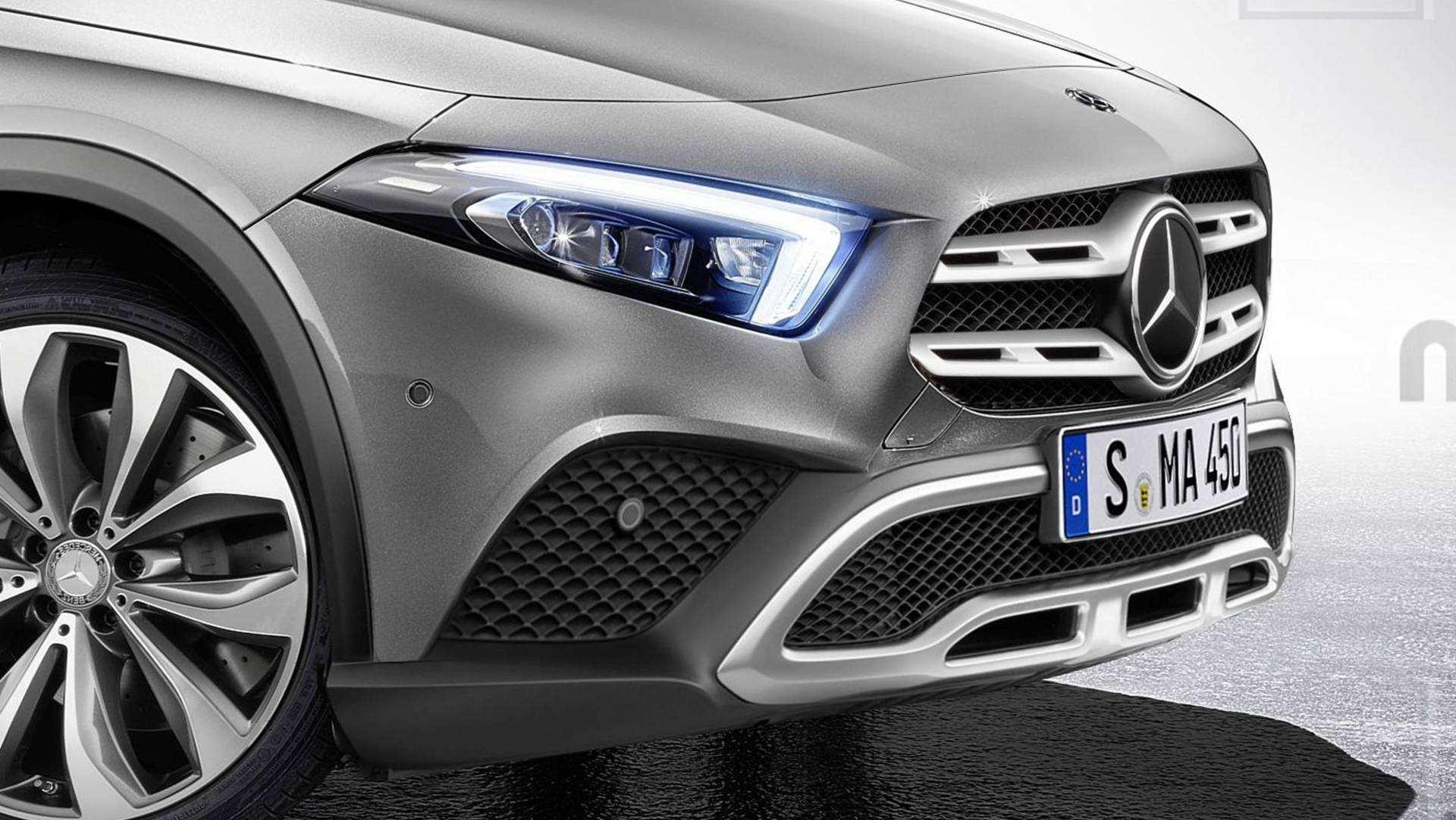 65 Gallery of Mercedes Gla 2019 Rumors for Mercedes Gla 2019