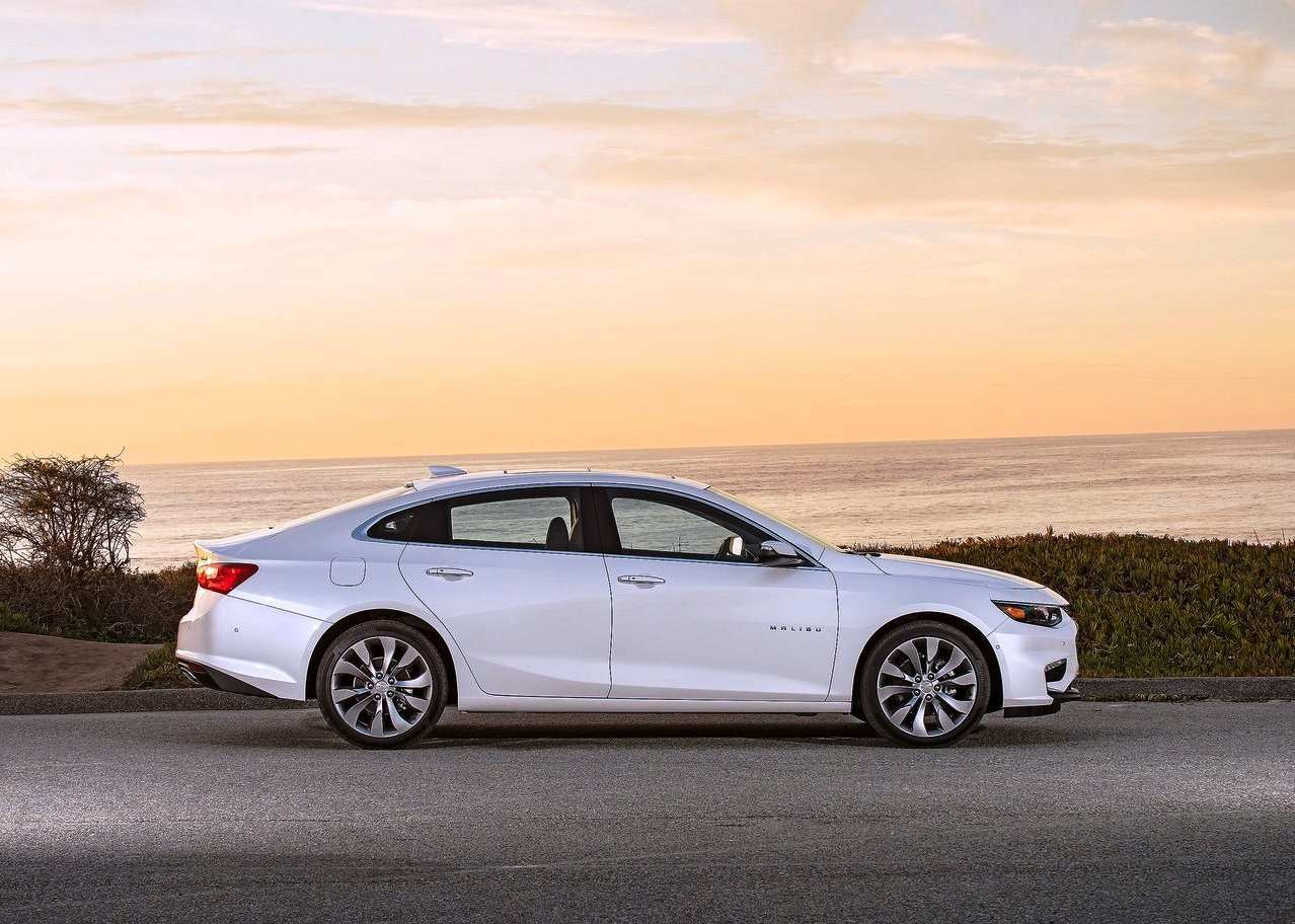65 Gallery of The Chevrolet Malibu 2019 Price Rumors Interior with The Chevrolet Malibu 2019 Price Rumors