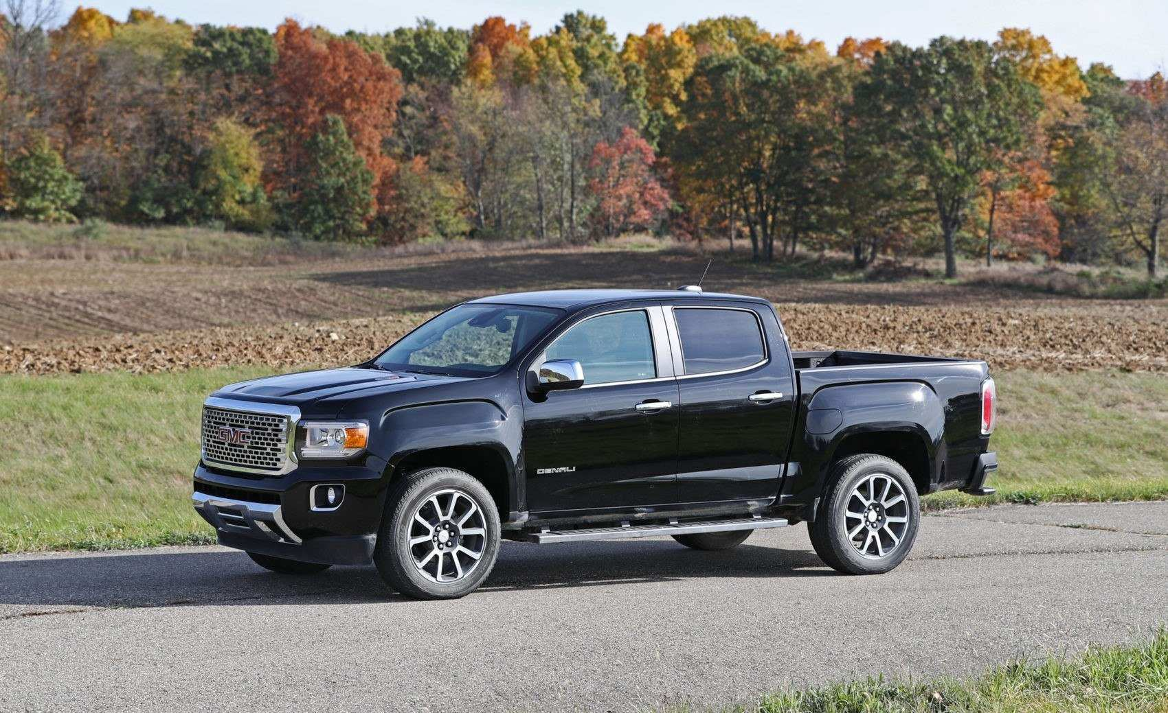 65 Great Best Gmc 2019 Canyon Release Date Exterior Review with Best Gmc 2019 Canyon Release Date Exterior