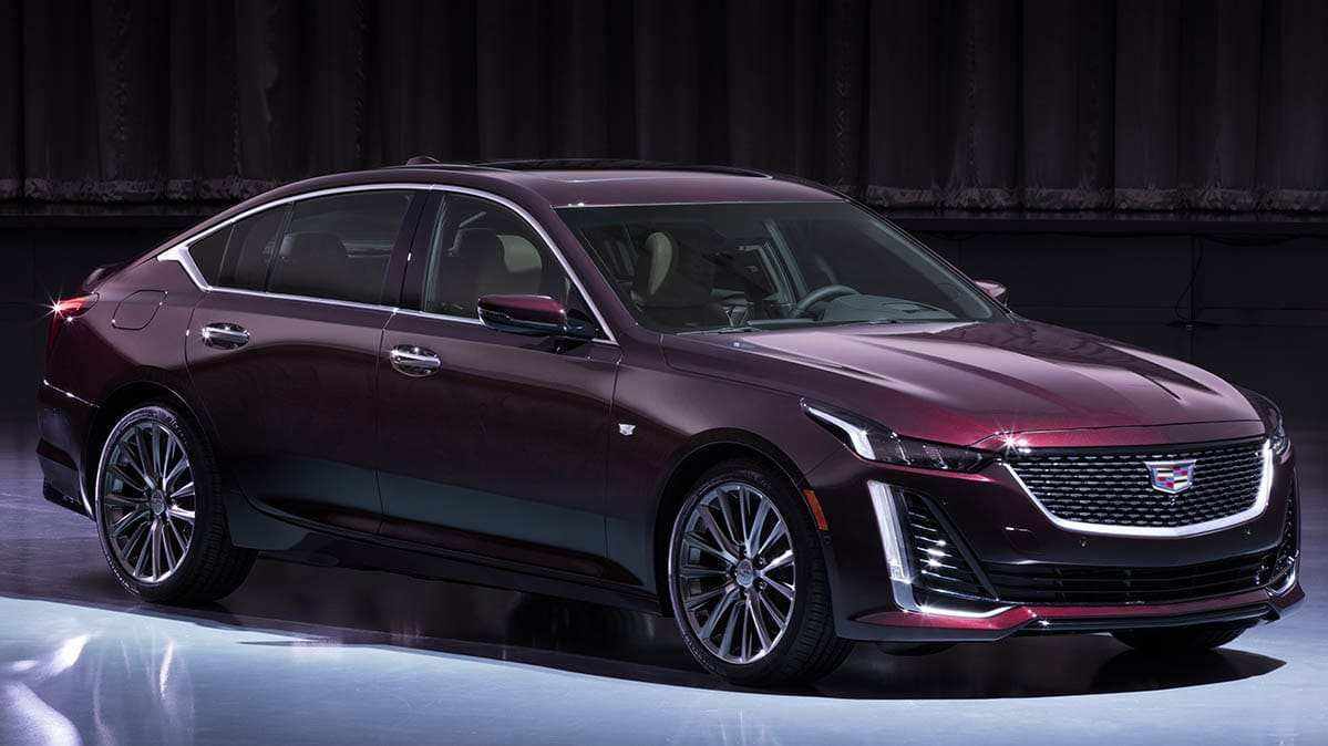65 Great Cadillac 2019 Ct5 Overview And Price Research New for Cadillac 2019 Ct5 Overview And Price