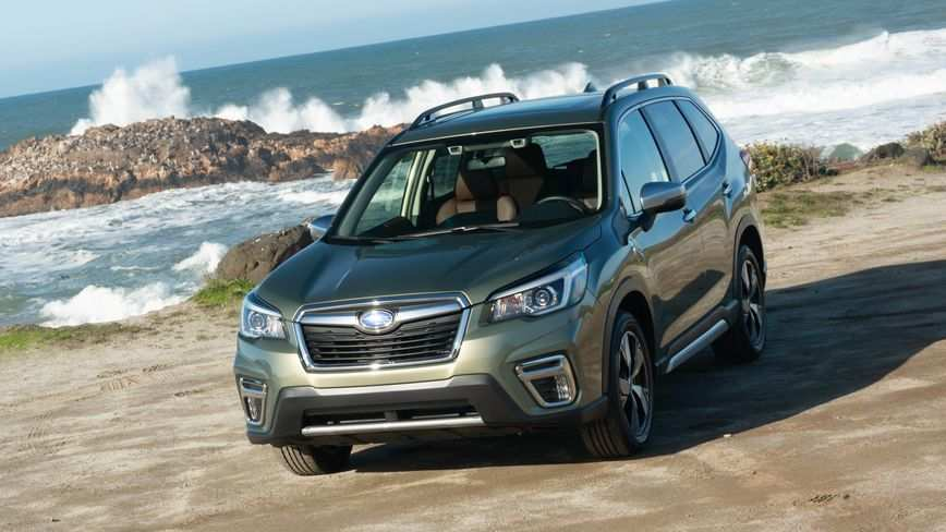 65 Great Subaru Forester 2019 News Interior for Subaru Forester 2019 News