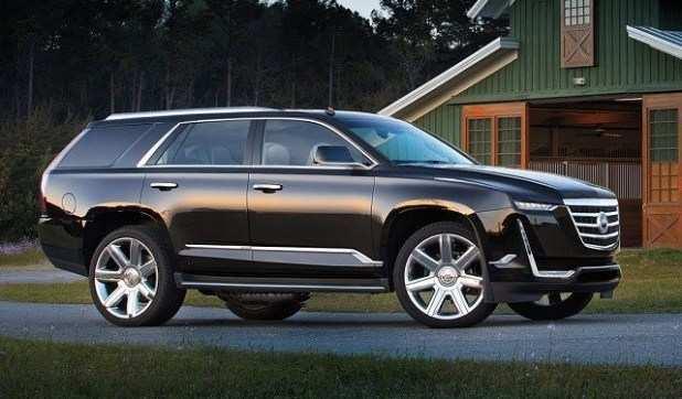 65 Great The 2019 Cadillac Escalade Concept Performance Redesign and Concept with The 2019 Cadillac Escalade Concept Performance