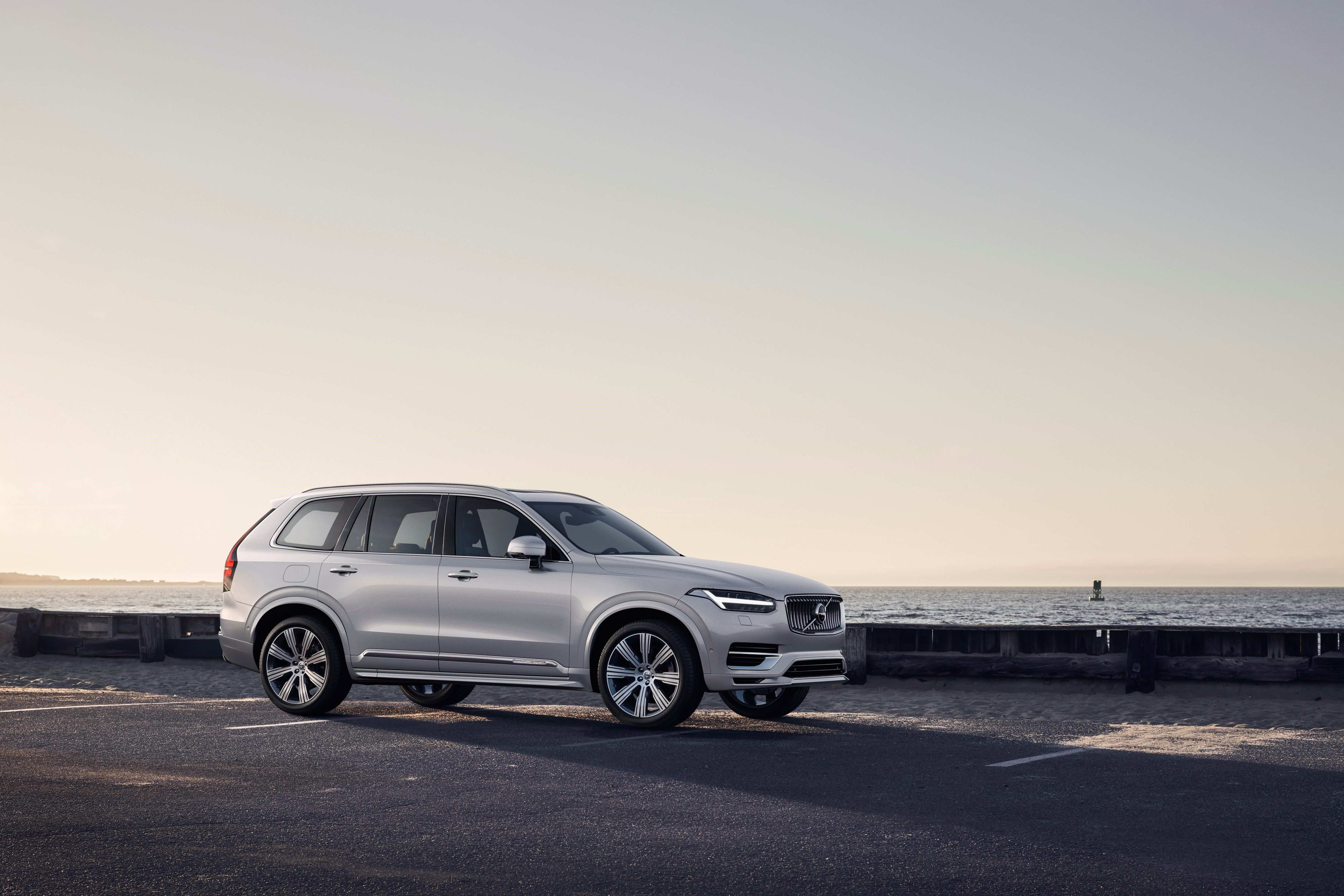 65 Great Volvo Xc90 Facelift 2019 Picture by Volvo Xc90 Facelift 2019
