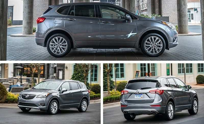 65 New Buick 2019 Envision Price Picture by Buick 2019 Envision Price