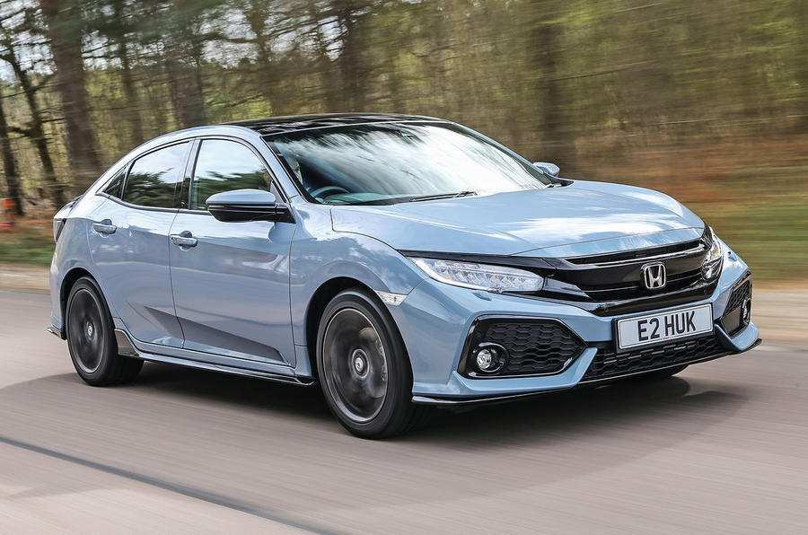 65 New New 2019 Honda Civic Hatchback Specs And Review Speed Test by New 2019 Honda Civic Hatchback Specs And Review