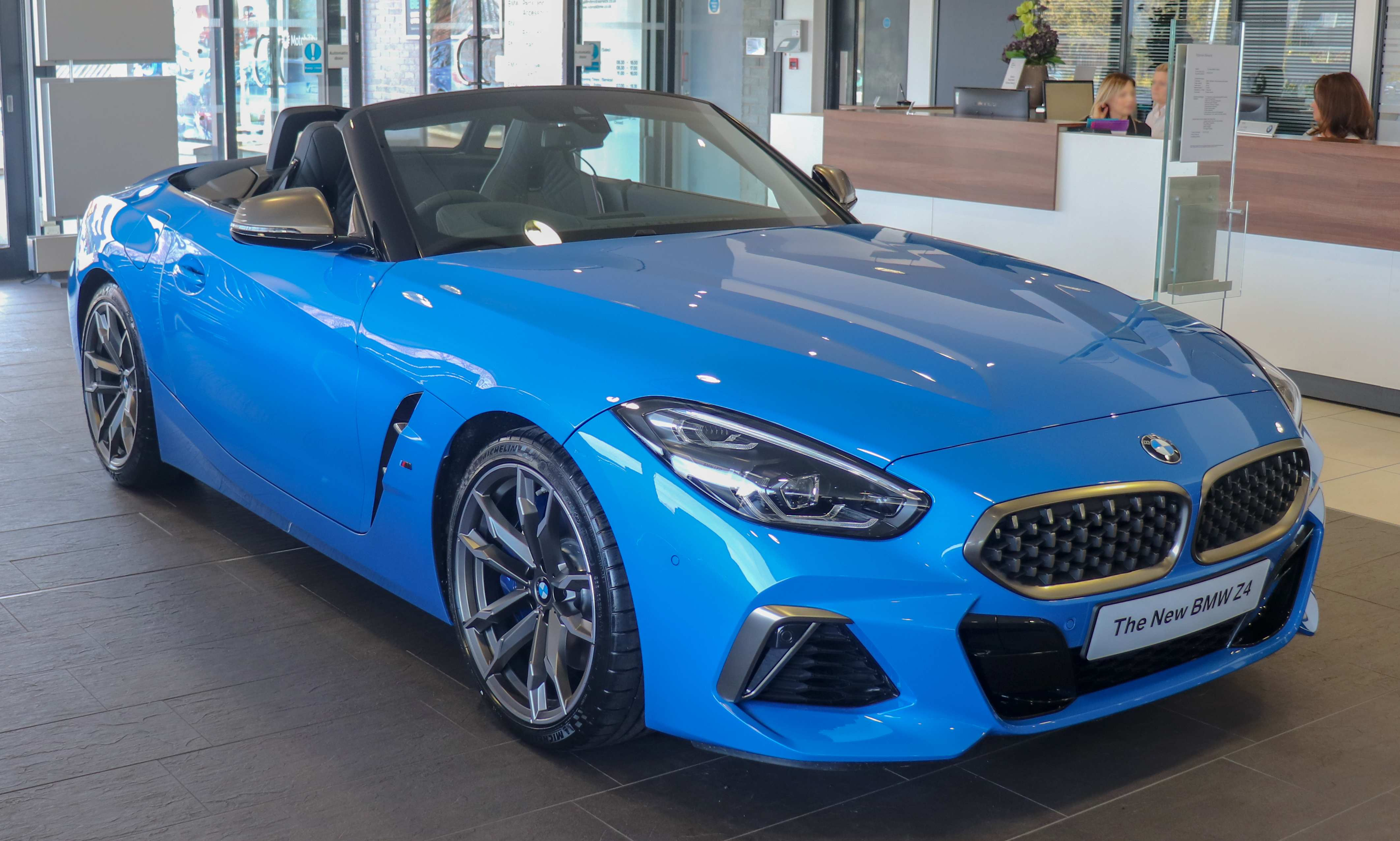 65 New The Bmw 2019 Z4 Dimensions Specs And Review Price by The Bmw 2019 Z4 Dimensions Specs And Review