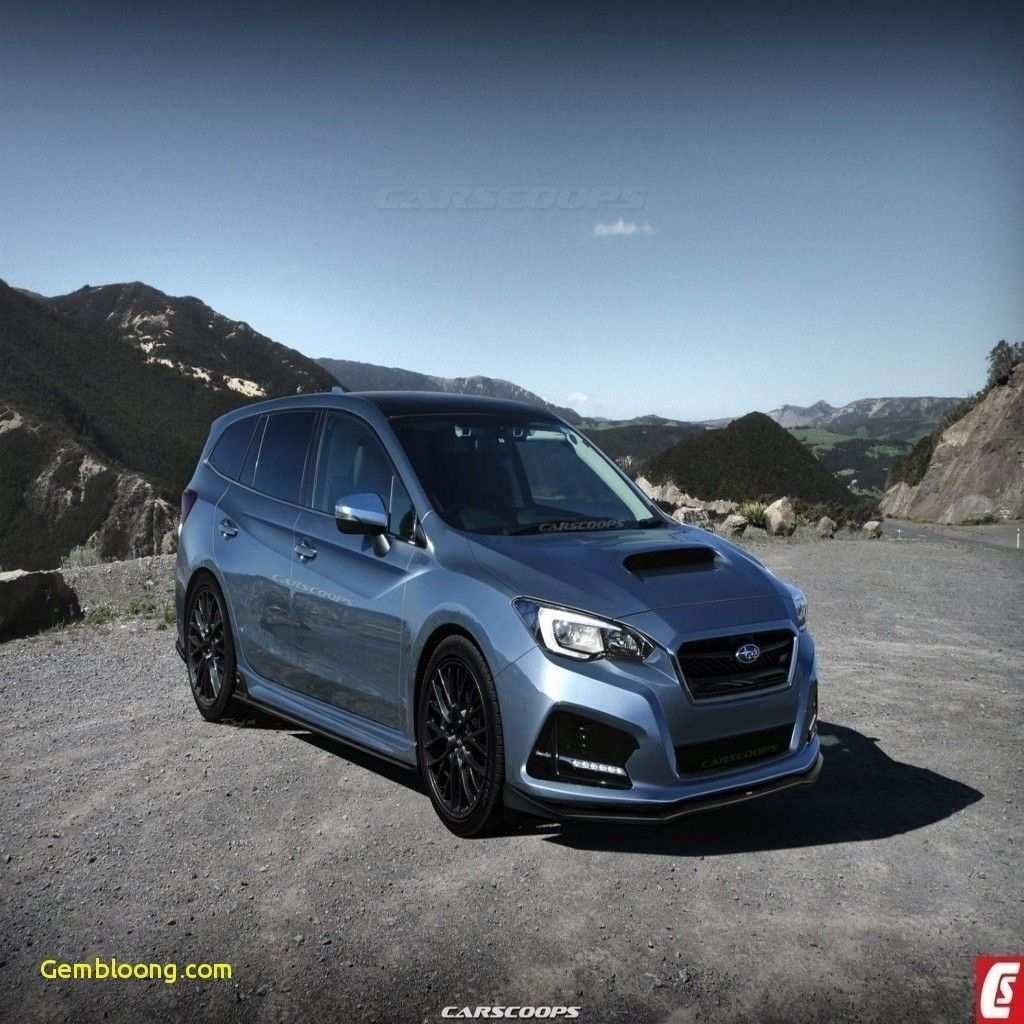 65 New The Subaru Sti Wagon 2019 Specs And Review Spy Shoot with The Subaru Sti Wagon 2019 Specs And Review