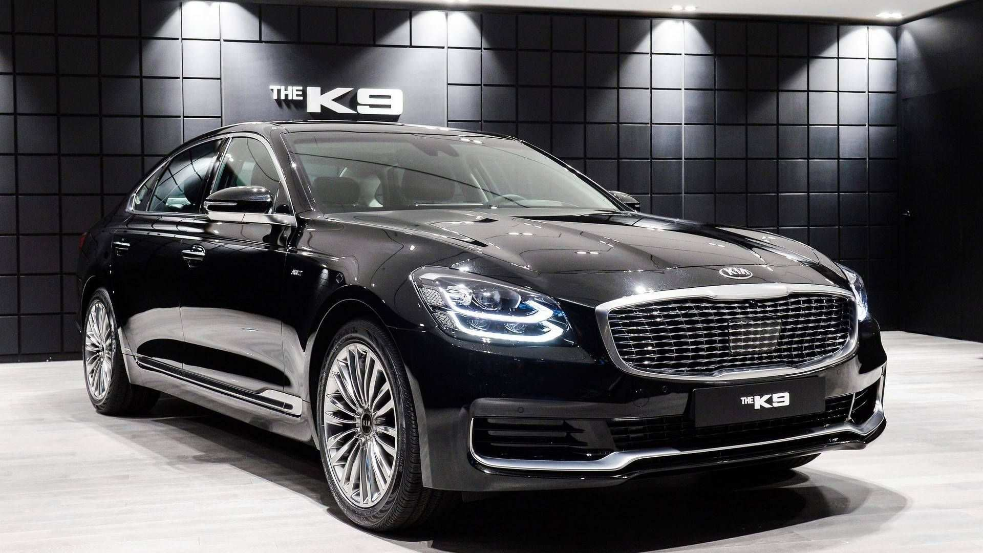 65 The New Kia Quoris 2019 Specs First Drive Price by New Kia Quoris 2019 Specs First Drive