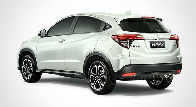 65 The The New Hrv Honda 2019 Price New Concept for The New Hrv Honda 2019 Price